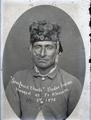 Scarfaced Charlie' Modoc, Indian hanged at Ft. Klamath, Oct. 3, 1873