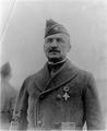 General Ulysses McAlexander with his Distinguished Service Cross