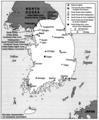Deployment and of South Korean and United States Forces in South Korea, 1990