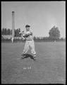 Unidentified Oregon State baseball player batting