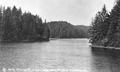 View of Tahkenitch Lake near Gardiner, Oregon