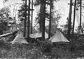 E. R. A. camp, Eagle Creek Trail, Oregon